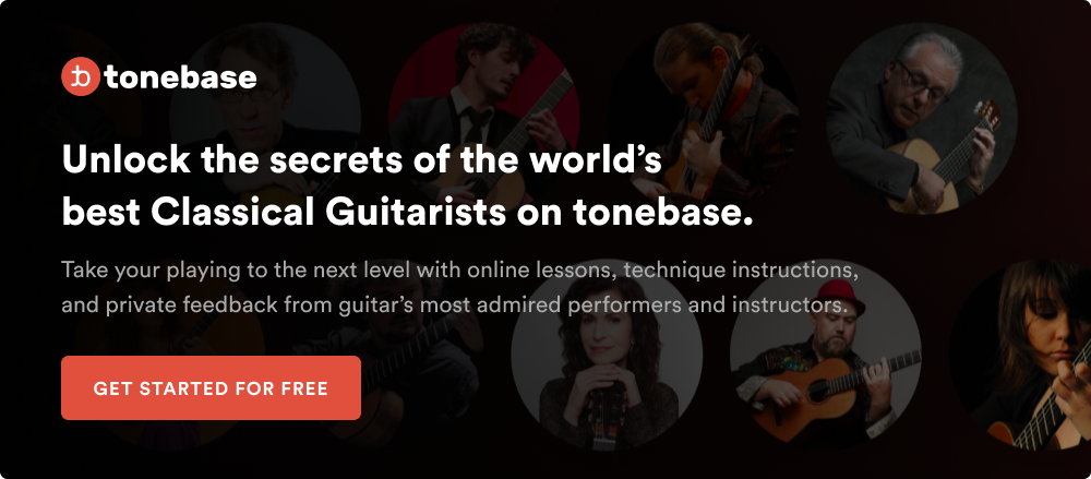 Classical guitar lessons from the world?s best guitarists