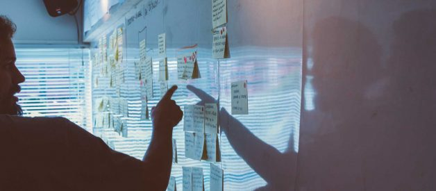 How to create an affinity diagram for UX Research