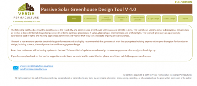 How to Design a Passive Solar Greenhouse: Setting Goals, Site Selection, Aspect Ratio and Shape — Part 1 of 4