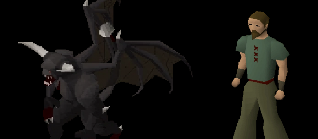 How to Find and Defeat the Black Demon/ OSRS Black Demon Slayer Guide 07 — Melee/Range/Magic Setups + Cannon + Wilderness