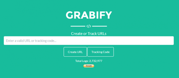 How to find out someone's location using Grabify.