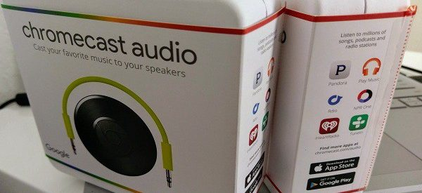 How to Fix Chromecast Audio Issue