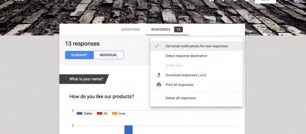 How to get Customized Email Notifications from Google Forms with a Hidden Feature