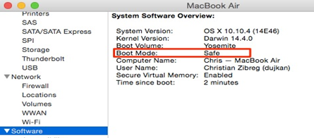 How to Get Out of Safe Boot on Mac?