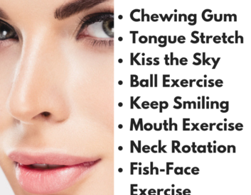 How To Get Rid Of Double Chin Naturally [10 Exercises] — Trabeauli