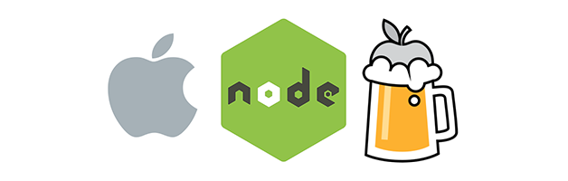 How to install NodeJS and NPM on Mac using Homebrew