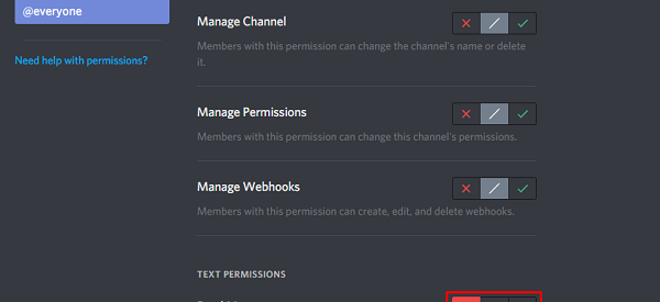 How to Make a Channel Invisible on Discord