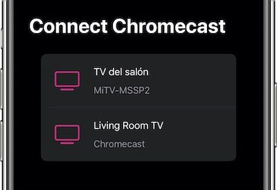 How to Mirror your iPhone and iPad Screen to a Chromecast TV