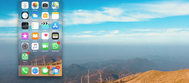 How to mirror your smart phone screen in Mac OS X
