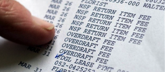 How to Overdraft Your Bank Account on Purpose