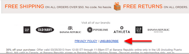 How to Quickly Unsubscribe from Unwanted Emails (Without Being Mean)