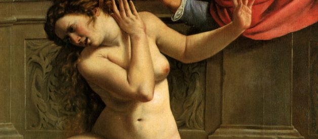 How to Read Paintings: Susanna and the Elders by Artemisia Gentileschi