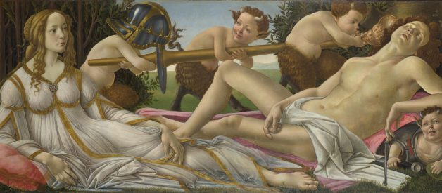 How To Read Paintings: Venus and Mars by Sandro Botticelli