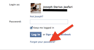 How To Recover Facebook/FB Password Without Confirmation Reset Code?