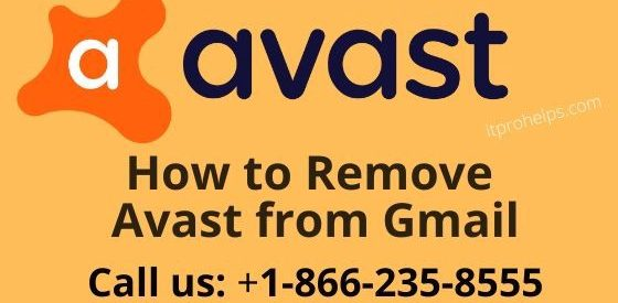 How to Remove Avast From Gmail