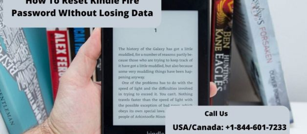 How To Reset Kindle Fire Password Without Losing Data???