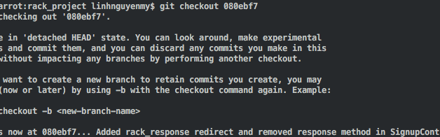 How to revert to a previous commit when you've already pushed your changes