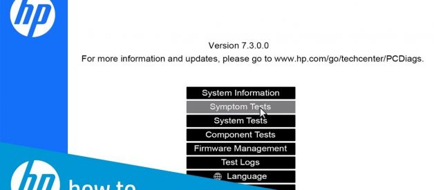 How to Use HP PC Hardware Diagnostics UEFI on Windows 10
