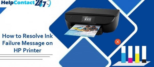 HP Ink System Failure | Fix HP Officejet Pro 8600, 8610 Printer Failure