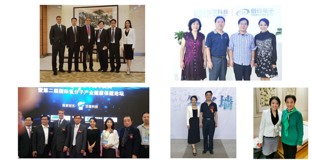 H2 Life actively participated in various molecular hydrogen international conferences