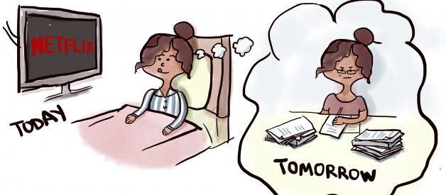 Hyperbolic discounting: Why you make terrible life choices