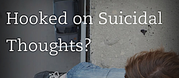 """I think about suicide every day, but I'm not planning to kill myself """