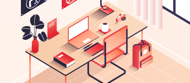 Illustrator — Making an isometric grid with the grid tool
