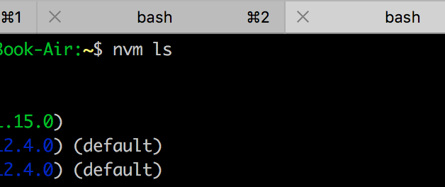 Install NVM On Mac With Brew