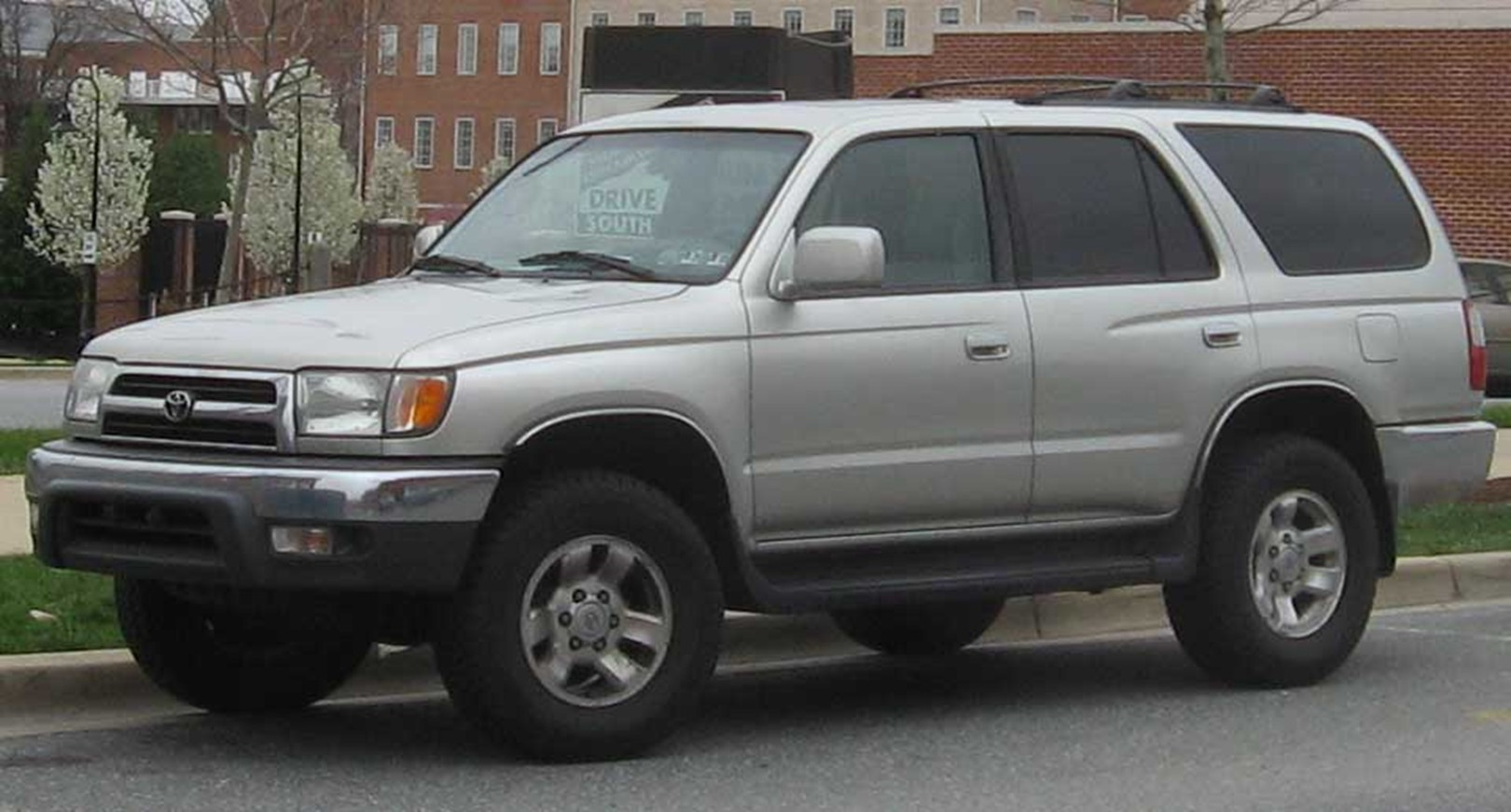 Tiffany Daniels was driving a Toyota 4 Runner (similar), that was found on August 20, 2013, at Park West in Pensacola.