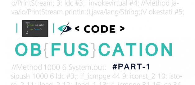 Introduction to Code Obfuscation