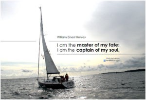 INVICTUS BY WILLIAM ERNEST HENLEY: AN ANALYSIS.