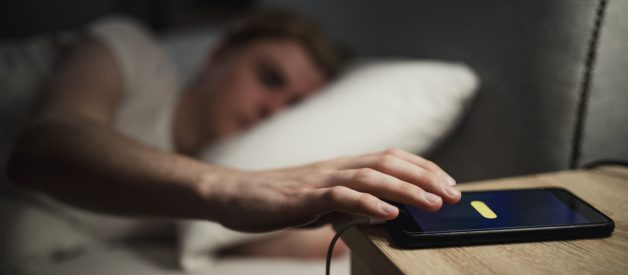 Is It Bad to Sleep Near Your Smartphone?