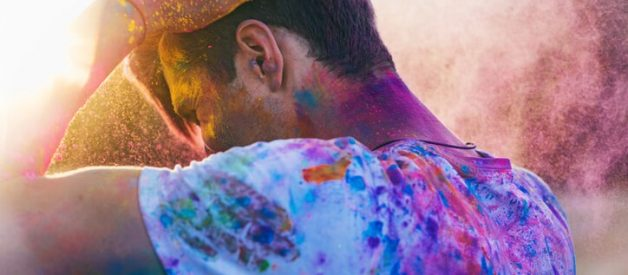 Is The Colorful Powder Used In The Color Run Actually Safe?