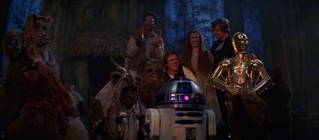 It's Been 20 Years, But I'm Still Mad About A Change Made To 'Return Of The Jedi.'