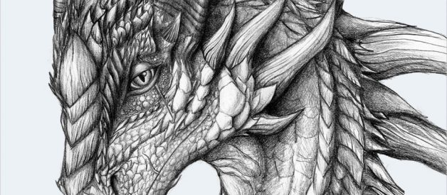 James C. Dragon | How to Draw a Realistic Dragon?