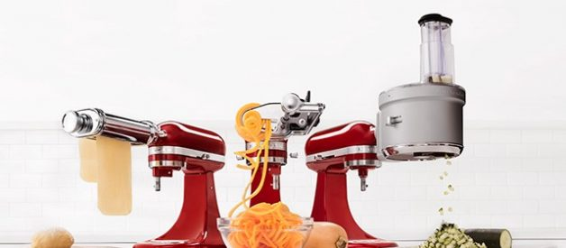 KitchenAid Mixer attachments: All 83 attachments, add-ons, and accessories explained