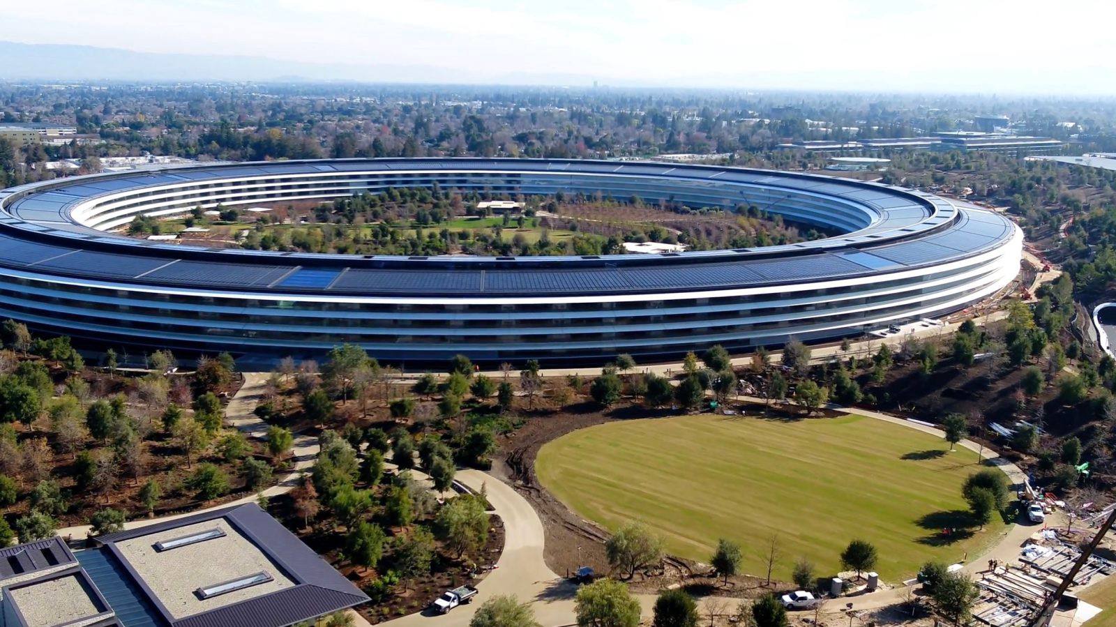 Apple park- Apple HeadQuarters  in California