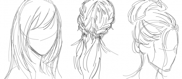 Learn How to Draw Hair With Your iPad and Apple Pencil This Weekend