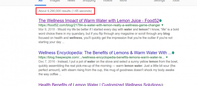 Lemon Water Is A Total Waste Of Time