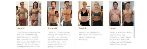 LIIFT4 reviews are wrong. Home workouts for the rest of us