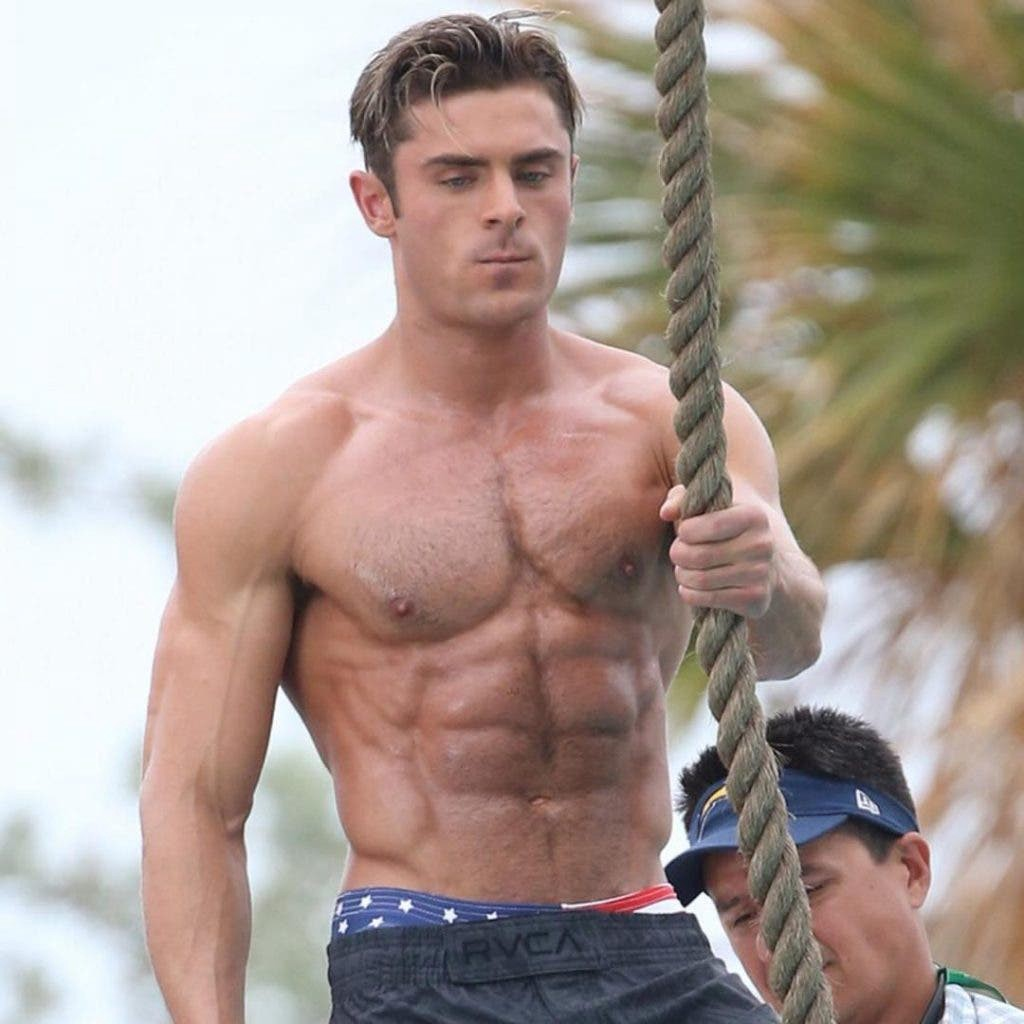 Zac Efron hottest celebrity male 2020 DKODING
