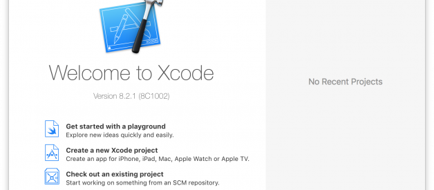 Mac Xcode and C++ — Beginning