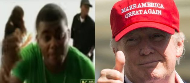 MAGA is a slang word in Nigeria meaning sucker or fraud victim, and it has been for years (VIDEO)