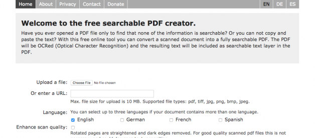 Make PDF Searchable on Mac without Acrobat (5 Tests)