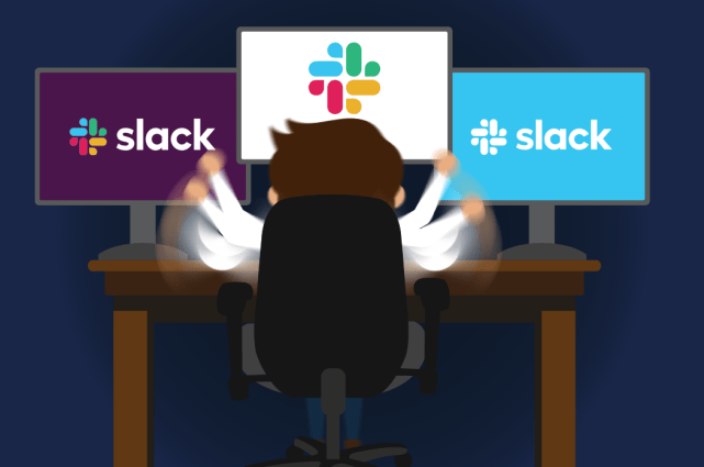 Someone trying to work on Multiple Slack workspaces