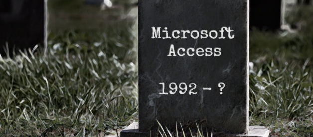 Microsoft Access: The Database Software That Won't Die