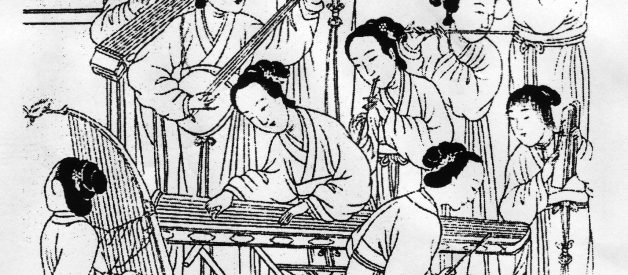 "Most of the ""Traditional Chinese Music"" you've listened to, isn't really traditional"
