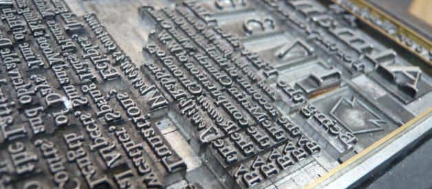 Movable Type — the very first printer and a brief look at its history