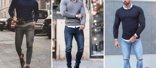 Muscular Men — A Male Fashion Guide for Body Builders