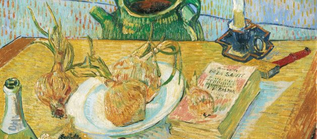 """My """"Amazon Renewed"""" Laptop Nightmare As Told Through The Works of Vincent Van Gogh"""